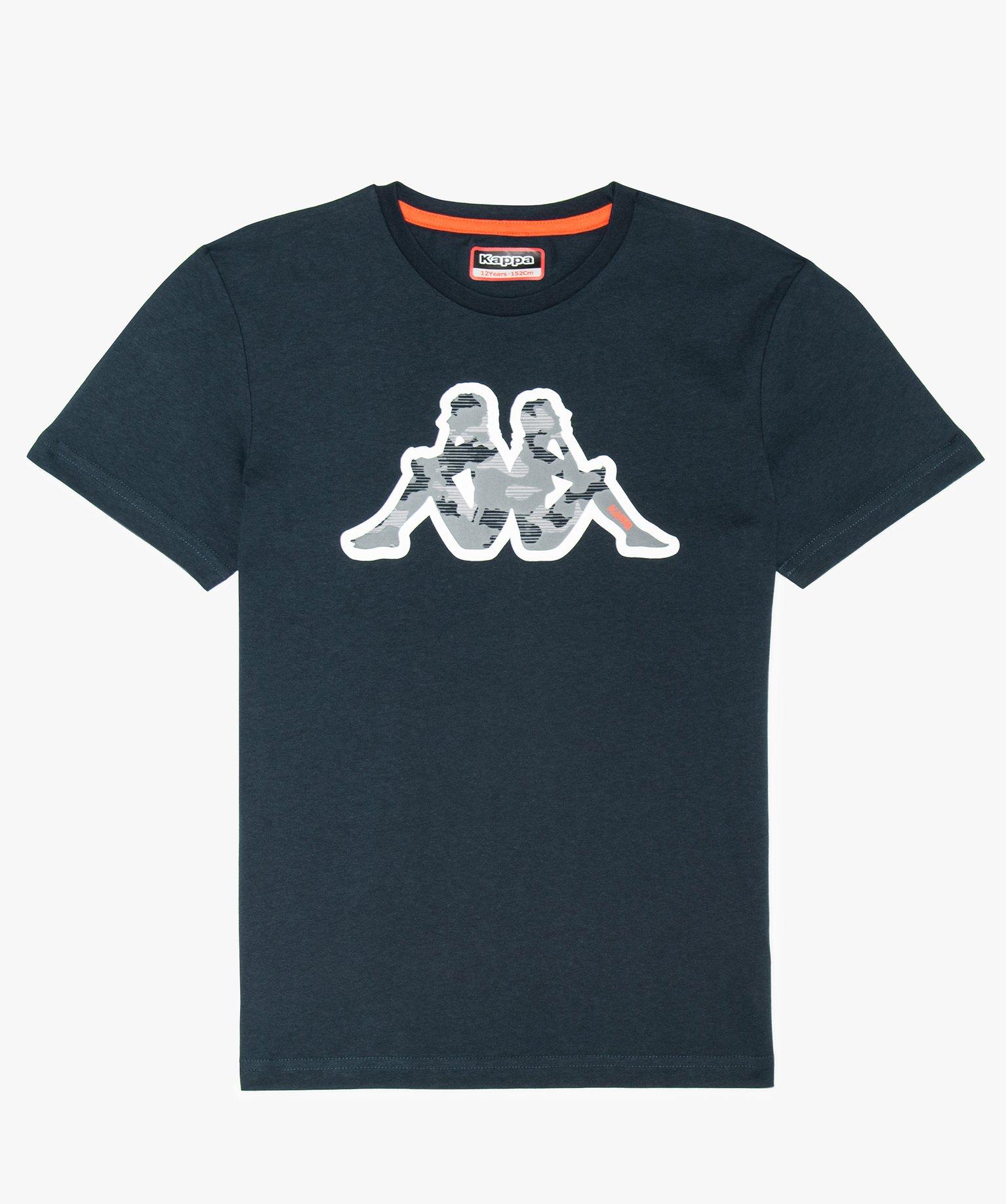 Tee-shirt de sport garçon avec motif sur l'avant - Kappa