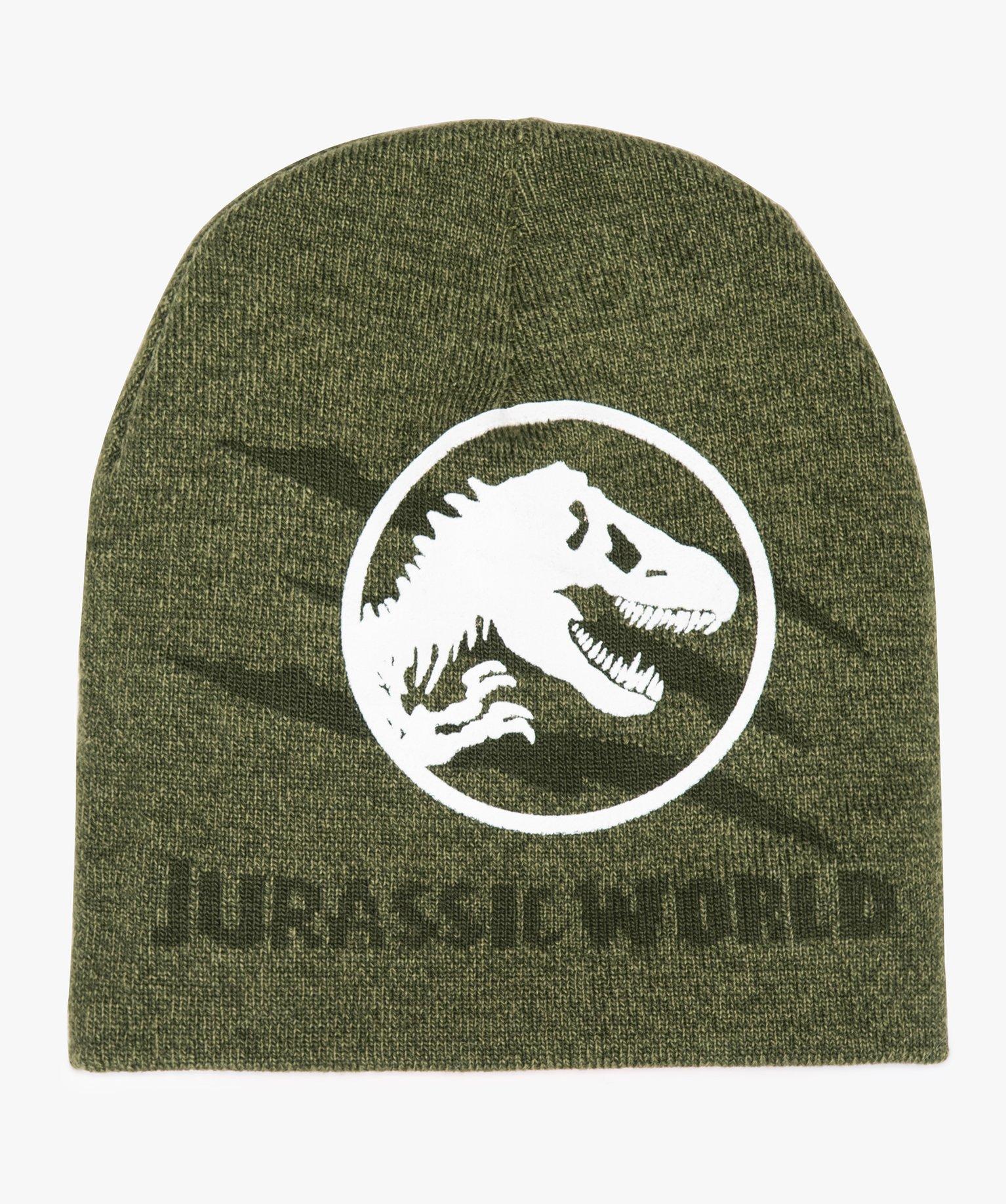 Bonnet enfant avec motifs phosphorescents - Jurassic World