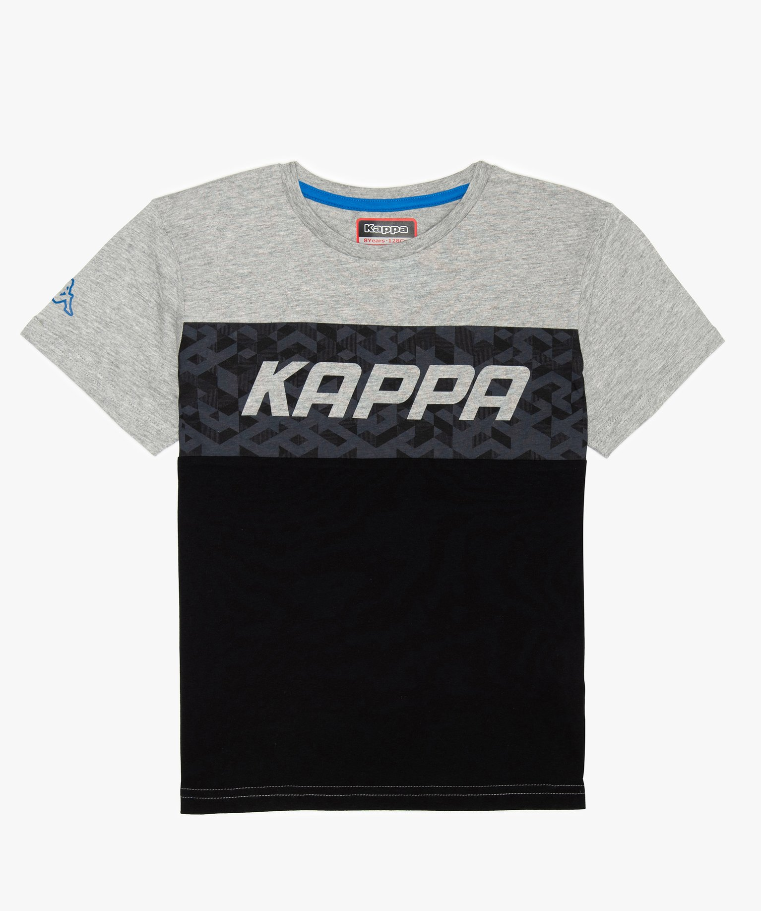 Tee-shirt garçon multicolore et imprimé - Kappa