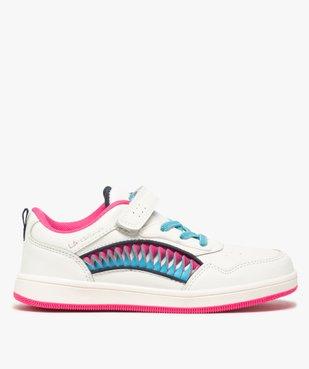Baskets fille avec bandes colorées – LA Gear vue1 - L.A. GEAR - GEMO