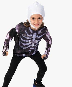 Déguisement enfant Skull Trooper - Fortnite vue5 - FORTNITE - GEMO