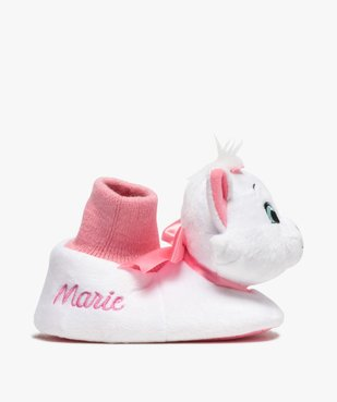 Chaussons fille peluche Marie – Les Aristochats vue1 - ARISTOCHATS - GEMO