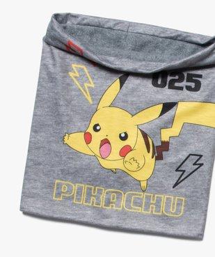Ensemble garçon : bonnet + gants + écharpe - Pokemon vue2 - POKEMON - GEMO