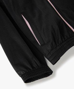 Survêtement fille 2 pièces : sweat zippé + pantalon - Umbro vue2 - UMBRO - Nikesneakers