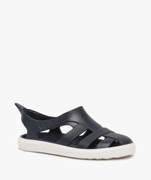 Sandales enfant moulées pour la plage - Boatilus vue2 - BOATILUS - Nikesneakers