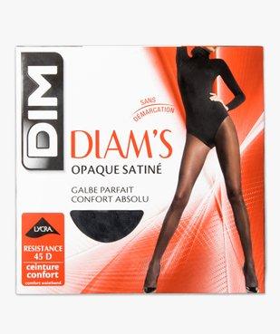 Collants Diam's DIM - Opaque satiné vue4 - DIM - GEMO