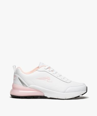 Baskets fille bicolores running - Airness vue1 - AIRNESS - GEMO