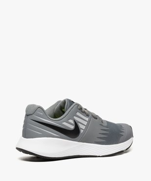 Basket basse garçon multi-matière à lacets – Nike Star Runner vue4 - NIKE - GEMO