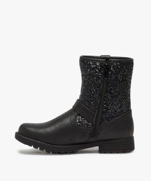 Boots fille à tige pailletée vue3 - Nikesneakers (ENFANT) - Nikesneakers
