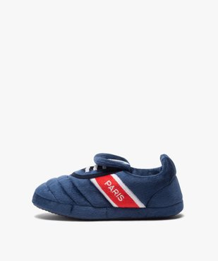 Chaussons garçon 3 D chaussure de foot - PSG vue3 - PSG - Nikesneakers