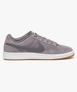 Baskets basses Nike Court Royale Suede vue1 - NIKE - GEMO