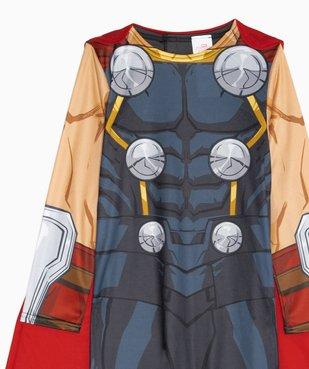 Déguisement enfant Thor - Marvel (2 pièces : costume + cape) vue5 - MARVEL - GEMO