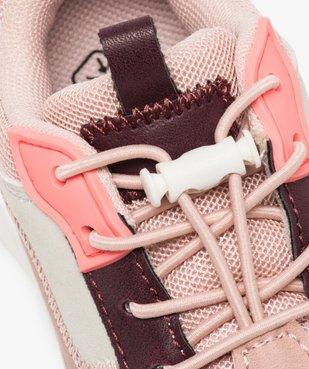 Baskets bébé fille das shoes légères vue6 - GEMO(BEBE DEBT) - GEMO