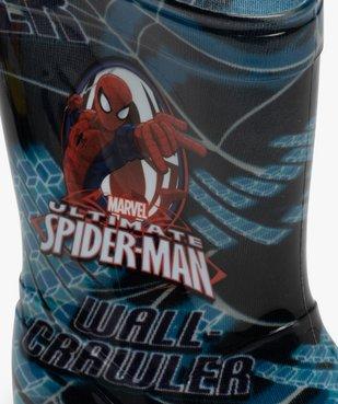 Bottes de pluie garçon - Spiderman vue6 - SPIDERMAN - GEMO