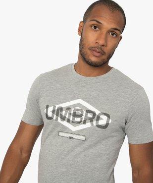Tee-shirt homme imprimé à manches courtes - Umbro vue1 - UMBRO - GEMO