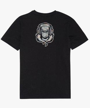 Tee-shirt garçon avec motif au dos - Fortnite vue3 - FORTNITE - GEMO