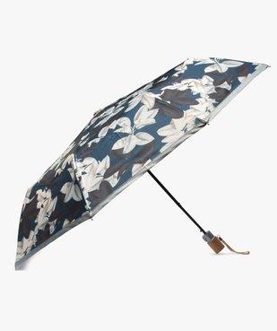 Parapluie femme pliable écologique - Perletti vue1 - GEMO (ACCESS) - GEMO