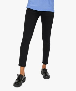 Pantalon femme coupe slim effet push-up vue1 - GEMO(FEMME PAP) - GEMO
