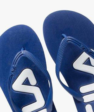 Tongs garçon avec semelle imprimée - Fila vue3 - FILA - Nikesneakers