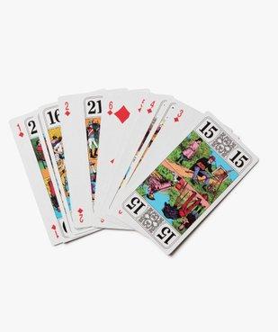 Jeu de tarot 78 cartes vue2 - KIM PLAY - GEMO
