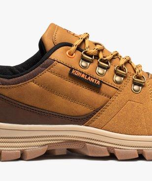 Chaussures de trekking homme à lacets – Koh-Lanta vue6 - KOH-LANTA - Nikesneakers