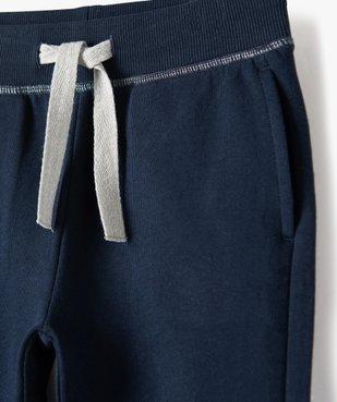 Leggings de sport fille avec surpiqûres pailletées vue2 - Nikesneakers (ENFANT) - Nikesneakers