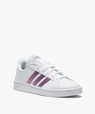 Baskets femme bicolores – Adidas Grand Court vue2 - ADIDAS - Nikesneakers