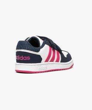 Basket bébé à tige basse tricolore - Adidas vue4 - ADIDAS - GEMO