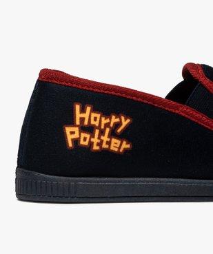 Chaussons enfant pantoufles en velours – Harry Potter vue6 - HARRY POTTER - Nikesneakers