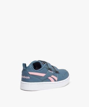 Baskets fille bicolores à scratch – Reebok Royal Prime vue4 - REEBOK - Nikesneakers
