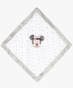 Doudou plat avec figurine au centre - Disney vue1 - DISNEY - GEMO