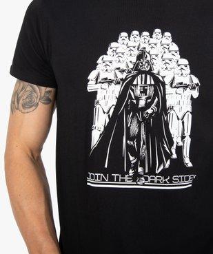 Tee-shirt homme à manches courtes imprimé - Star Wars vue2 - STAR WARS - GEMO