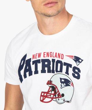 Tee-shirt homme Patriots NFL - Team Apparel vue2 - NFL - GEMO