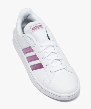 Baskets femme bicolores – Adidas Grand Court vue5 - ADIDAS - Nikesneakers