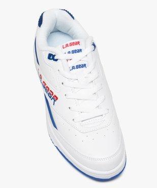Tennis homme allure rétro à lacets – LA Gear vue5 - L.A. GEAR - GEMO