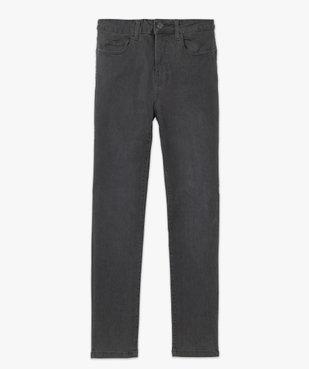 Pantalon femme coupe Slim taille haute – L26 vue4 - GEMO(FEMME PAP) - GEMO