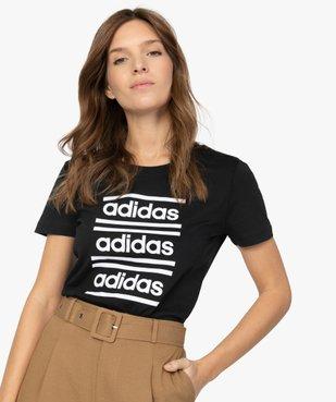 Tee-shirt femme pour le sport - Adidas vue2 - ADIDAS - GEMO