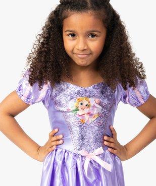 Déguisement fille Raiponce - Disney vue5 - DISNEY - GEMO