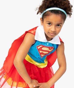 Déguisement fille Superman vue4 - DC COMICS - GEMO