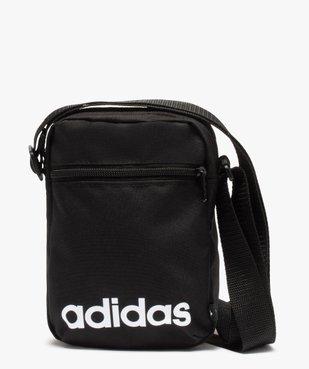 Sac besace homme en textile - Adidas vue1 - ADIDAS - GEMO