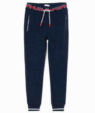 Pantalon de jogging garçon – Lulu Castagnette vue2 - LULUCASTAGNETTE - GEMO