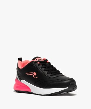 Baskets fille bicolores running - Airness vue2 - AIRNESS - GEMO