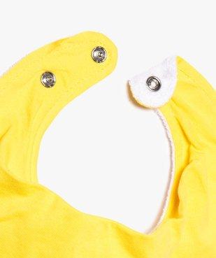 Bavoir bandana en jersey et éponge (lot de 3) - Lulu Castagnette vue2 - LULUCASTAGNETTE - GEMO