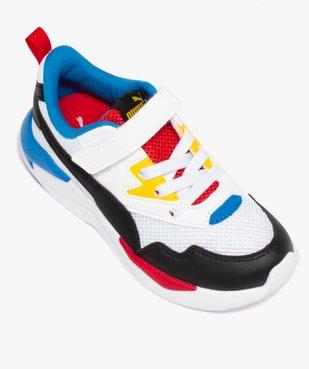 Baskets garçon multicolores – Puma XRay Lite  vue5 - PUMA - GEMO
