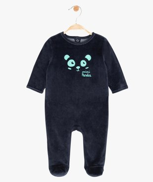 Pyjama bébé garçon avec motif panda vue1 - GEMO(BB COUCHE) - GEMO
