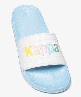 Mules de piscine femme avec bandeau coloré - Kappa vue5 - KAPPA - GEMO