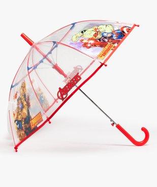 Parapluie enfant à motifs Avengers - Marvel vue1 - MARVEL - GEMO