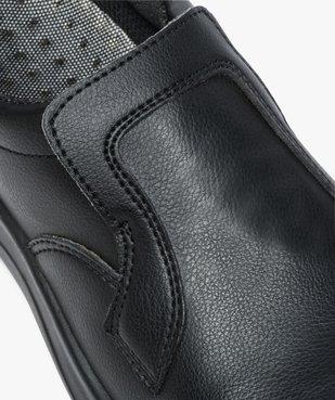 Chaussures professionnelles femme mocassin sécurité S2 vue6 - GEMO (SECURITE) - GEMO
