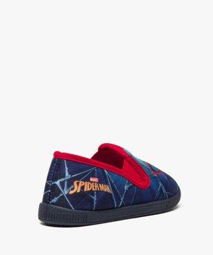 Chaussons fermés garçon - Spiderman vue4 - SPIDERMAN - GEMO