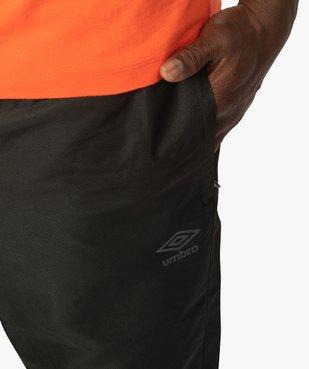 Pantalon de sport homme avec zips dans le bas - Umbro vue2 - UMBRO - Nikesneakers